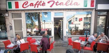 caffé italia montreal