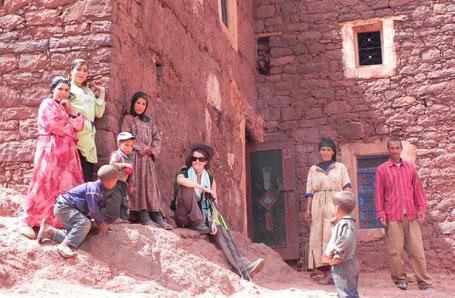 trek maroc atlas terre d'aventure