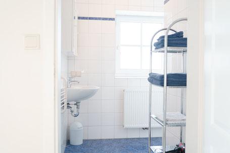 Badezimmer Wohnung Tirol