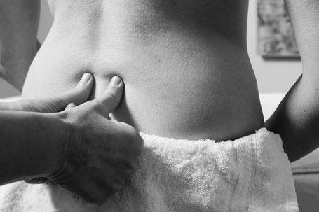 Dorntherapie & Triggerpunktmassage, Therapie Baumann Luzern