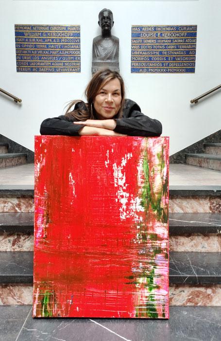 Petra Reissmann, Foto: Beatrix van Ooyen