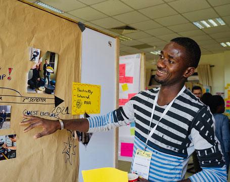 Marc-Arthur Kouamelan, Junior Coach and Product Manager and Developer at Nestle Abidjan, Ivory Coast