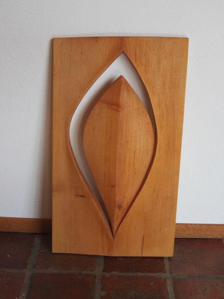 Erlenskulptur