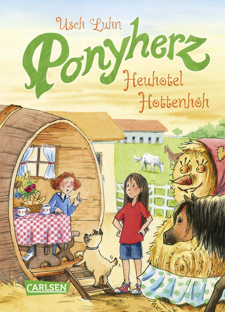 Ponyherz – Heuhotel Hottenhöh 10|2016 CARLSEN