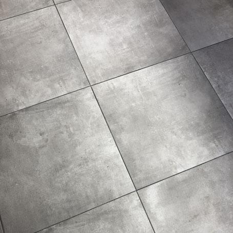Betonlook tegels inclusief leggen
