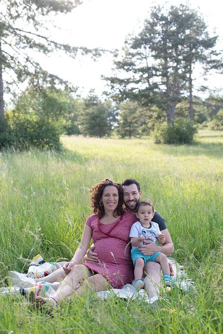 Séance photo grossesse famille Dijon Beaune Auxonne