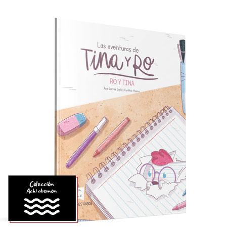 Cuentos infantiles: Las aventuras de Tina y Ro | RO Y TINA