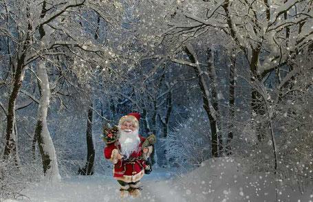 Kurze Weihnachtsgedichte: Vom Christkind von Anne Ritter