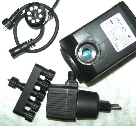 LED Quell, LED Induktion, LED-Ringe