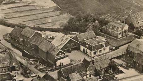Houthandel Banga 1954