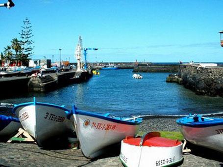 Fischerhafen Puerto de la Cruz