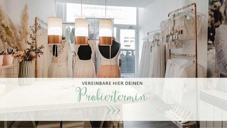 unser Atelier für Brautkleider in Hannover