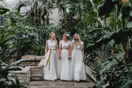 Curvy Bride - Boho Brautkleider in großen Größen