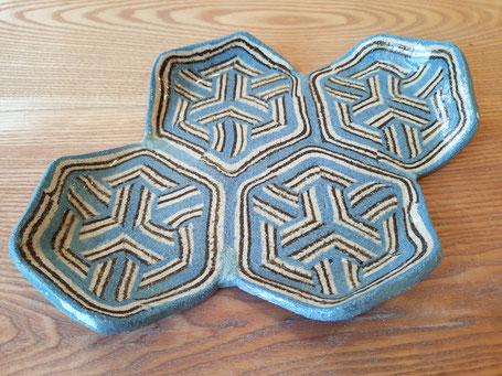 Nerikomi taller ceramica Málaga