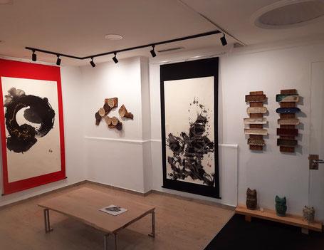Exposición Michiko Bokka