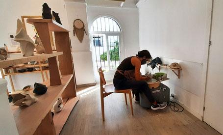 Taller de cerámica Benalmánena Málaga