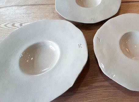 ceramica diseño platos