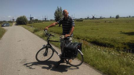Batavus Intermezzo met ombouwset van Fiets Ombouwcentrum Nederland