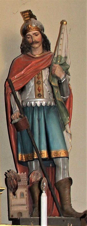 Weitere Information zum Leben vom Hl. Florian finden sie auf Wikipedia