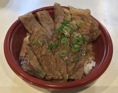 神戸牛サーロイン丼