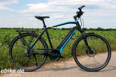 Bikevorstellung Hercules Edison Sport I