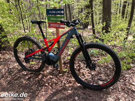 Specialized Turbo Levo FSR 2019 im Test