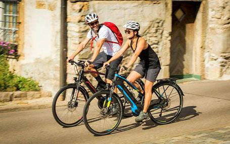 e-Bike Mobilität und Gesundheit verbessern