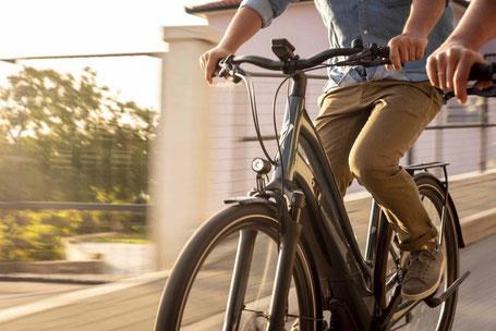 Abnehmen mit dem eigenen e-Bike