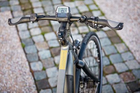 e-Bike für Senioren Bedienung