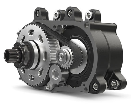 Brose Drive S Mag Motor für e-Mountainbikes