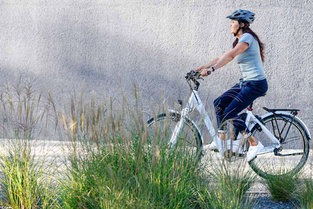 Fitnesstraining mit e-Bike