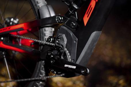 BH Bikes AtomX Carbon 2020 Antrieb