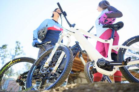 Yamaha PW-ST e-Bike Motor