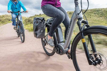 e-Bike für ältere Menschen