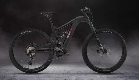 Die neuen X-TEP Modelle von BH Bikes