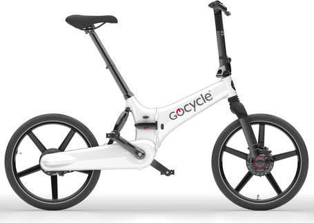 Gocycle GXi 2020