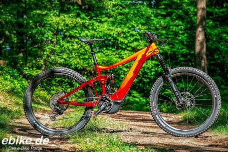 Bikevorstellung Giant Reign E+ 1 Pro