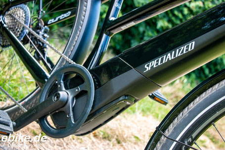 Specialized Turbo Vado Motor im Test