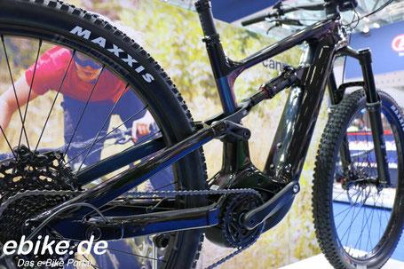 Bikevorstellung Cannondale Habit NEO 2020
