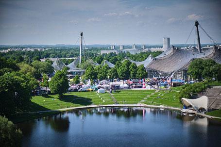 e-Bike Days 2020 im Olympiapark München