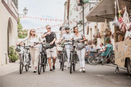 Darum lohnt sich ein e-Bike für Best Ager