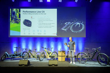 Bosch e-Bike Neuheiten für das Jahr 2020