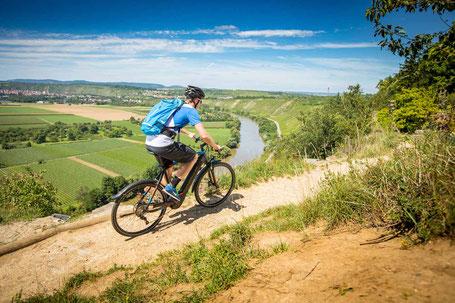 e-Bike als Fitnessgerät nutzen