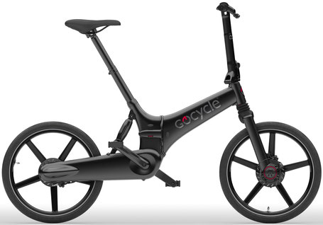 Gocycle GX Klapp e-Bike