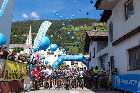 Die e-Bike WM für Jedermann findet 2020 in Ischgl statt