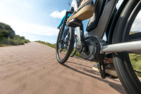 e-Bike als Fitnessgerät für den Alltag