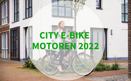 Die besten City e-Bike Motoren 2021