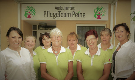 Pflegedienst Ambulantes PflegeTeam Peine Natascha Kleim und Team