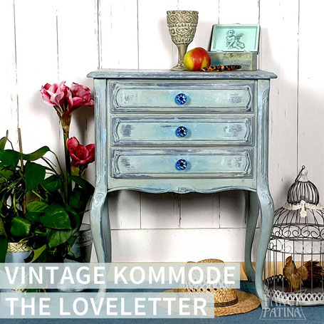 VINTAGE KOMMODE THE LOVELETTER