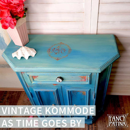 VINTAGE KOMMODE AS TIME GOES BY